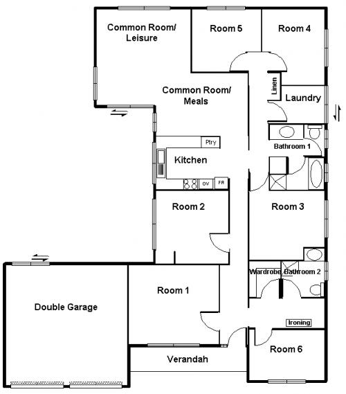 Pooraka, Floor Plan